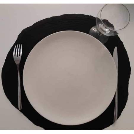 Set de table WOODLIFE sous assiette