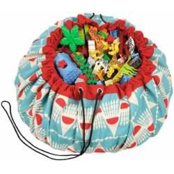 sac à jouets Play & Go Badminton